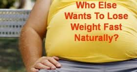 who else wants to loose weight naturally?