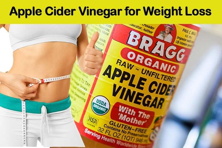 Weight Loss Using Apple Cider Vinegar
