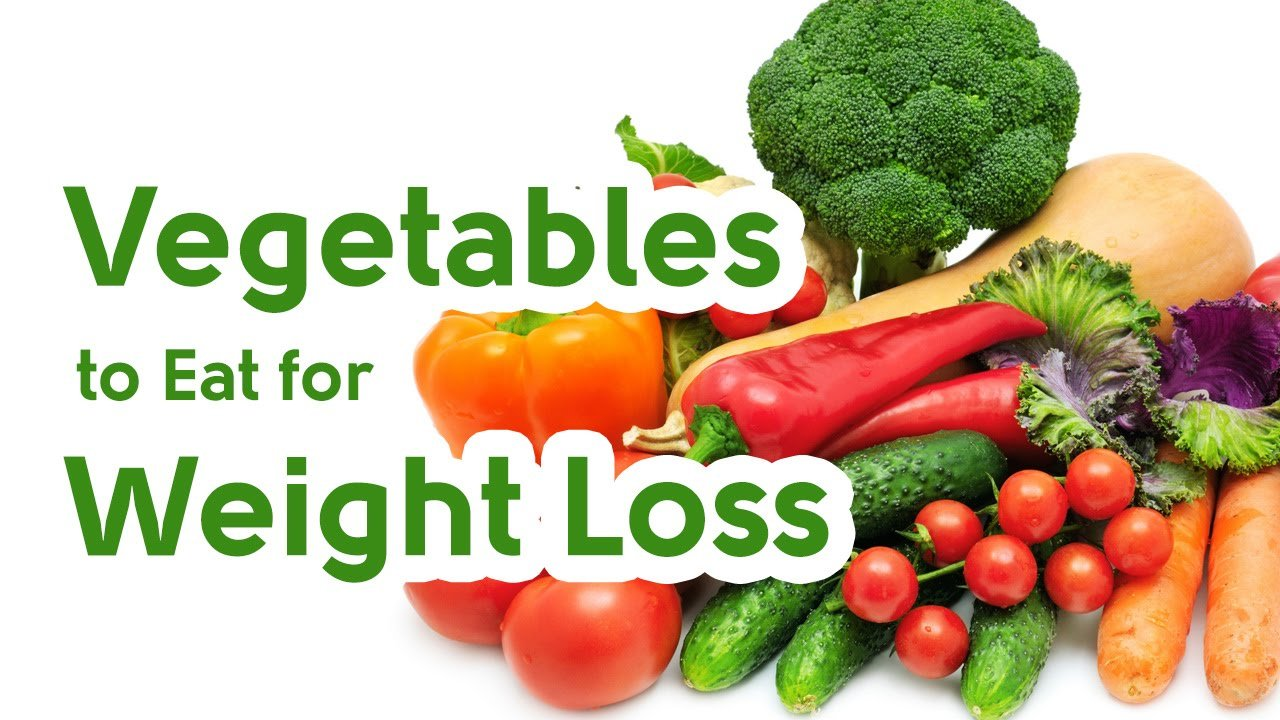 weight loss vegetables