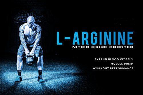 Roles of L-Arginine